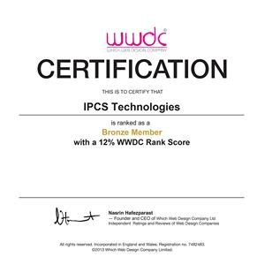 Certification - WWDC, UK