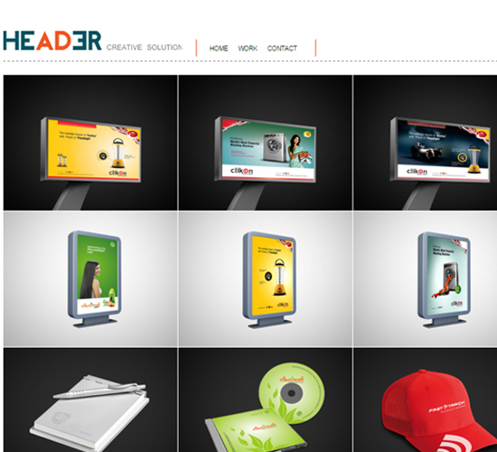 Header Creative Solutions