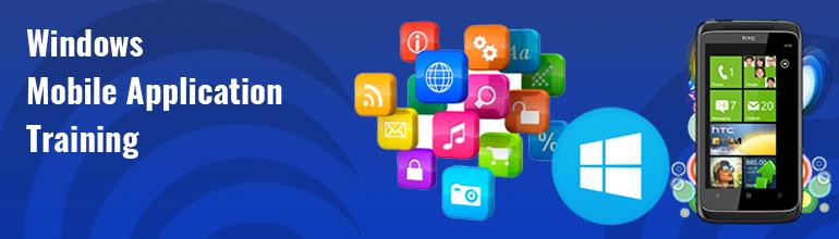 Windows Mobile Application Development Training